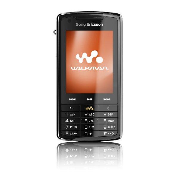 Sony Ericsson W960i Vinyl black