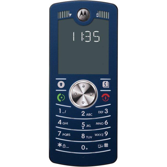 Motorola - Motofone F3 Blue