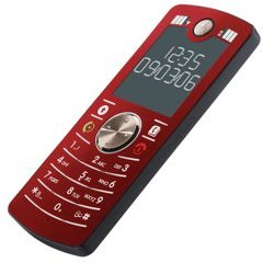 Motorola Motofone F3 Red