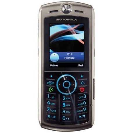 Motorola - SLVR L9