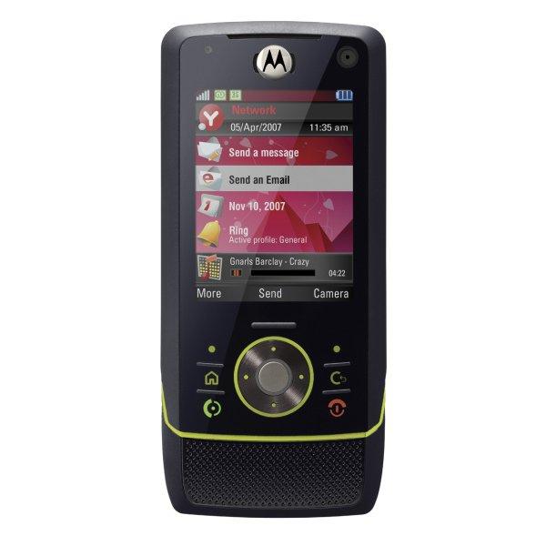 Motorola - Motorizr Z8 Black