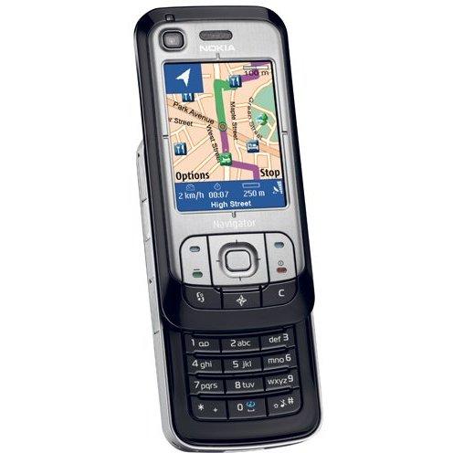 Nokia - 6110 Navigator