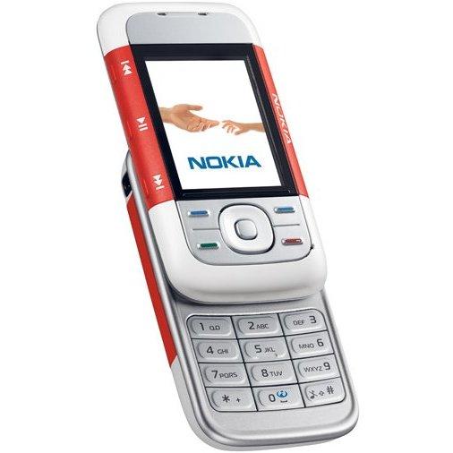 Nokia - 5300 Black