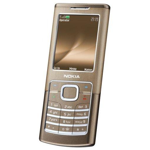 Nokia - 6500 Classic Bronze