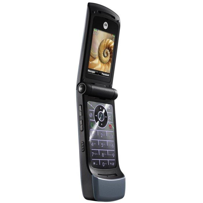 Motorola - W510 Black