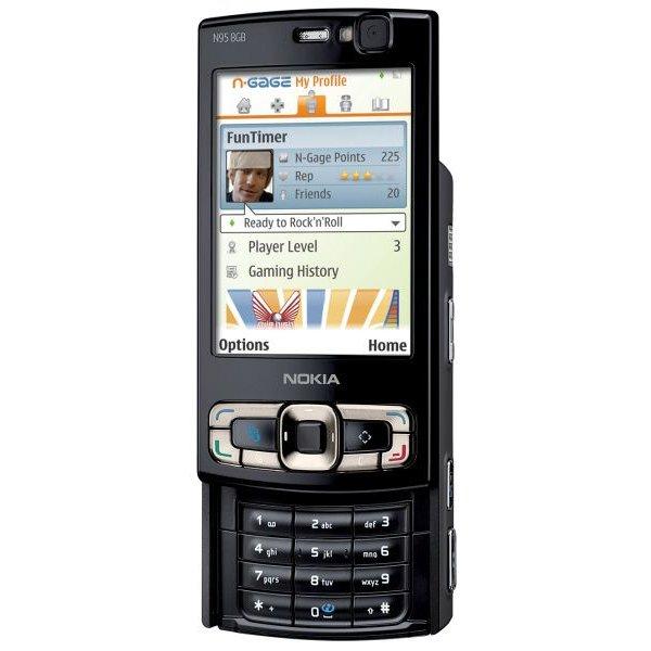 Nokia - N95 8GB